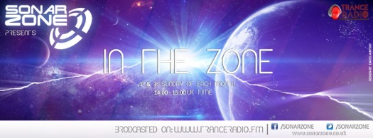 New banner for 'In the Zone'