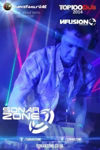 Sonar Zone tranceFamilyUAE