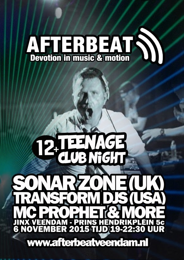 afterbeat flyer