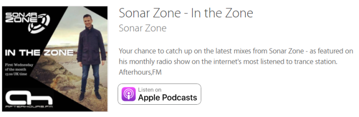itunes, podcast link