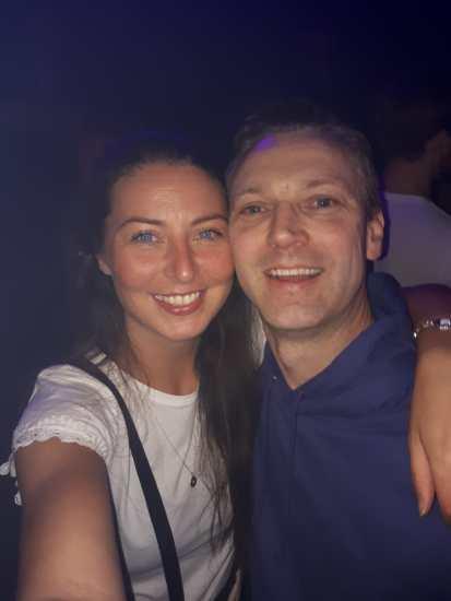 Tim and Hannah