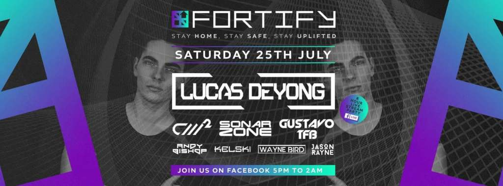 Fortify Trance event - Sonar Zone