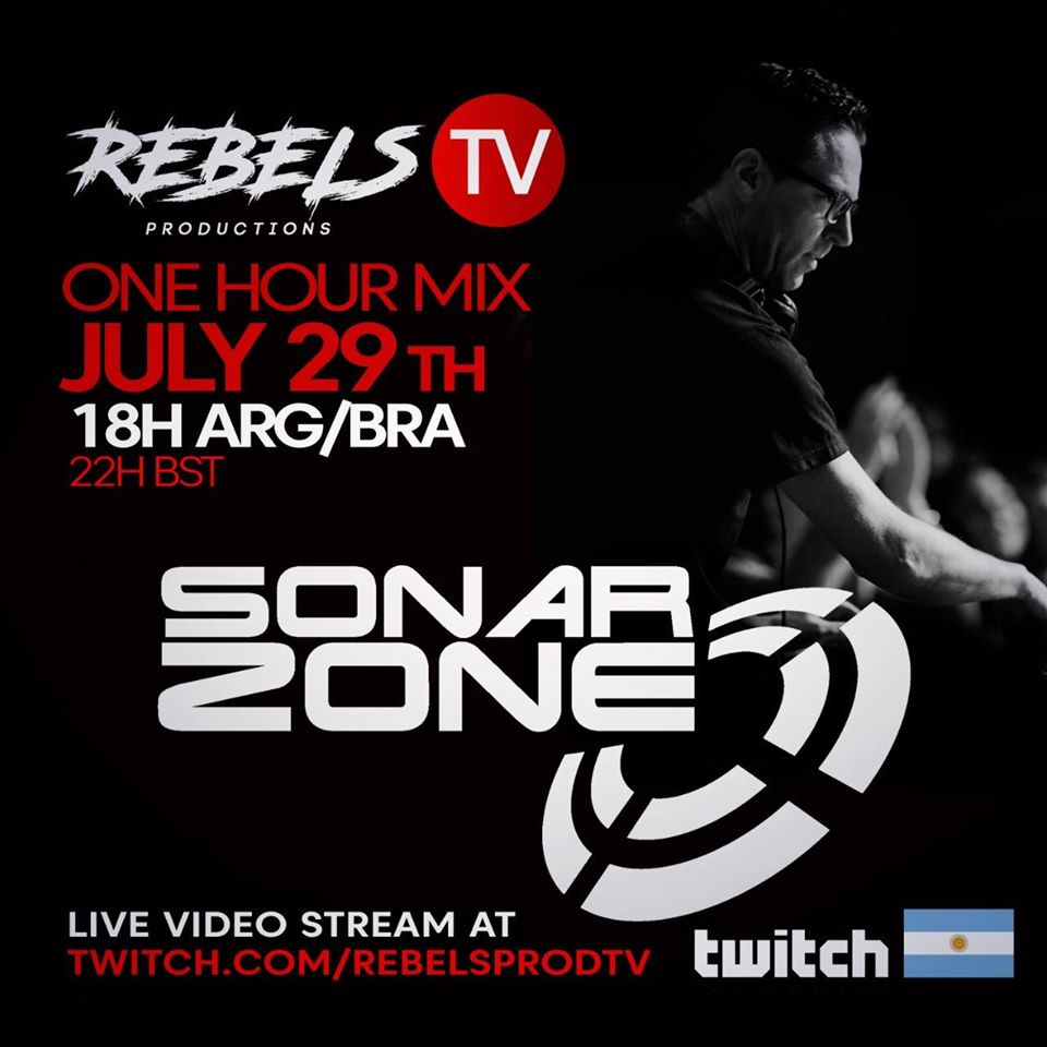 Sonar Zone - Joining Rebels productions
