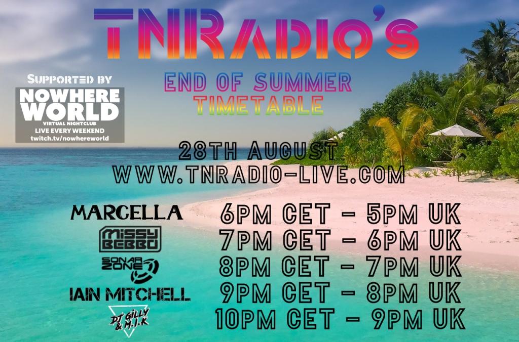 TN Radio Flyer