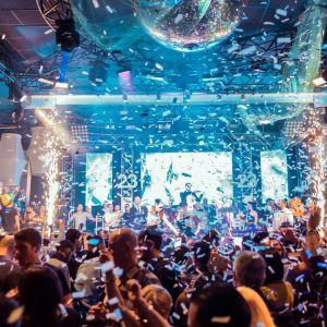 photo of night club