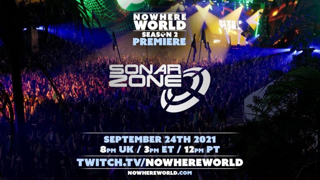 Sonar Zone - Set Times